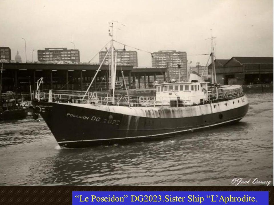 Le Poseidon DG2023.Sister Ship L'Aphrodite.