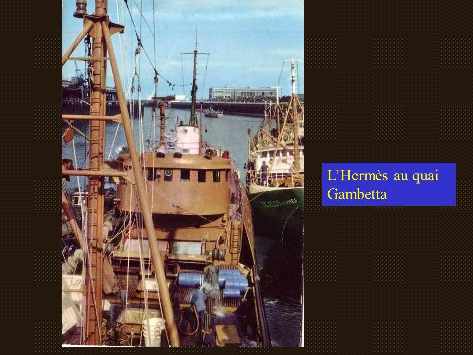 L'Hermès au quai Gambetta