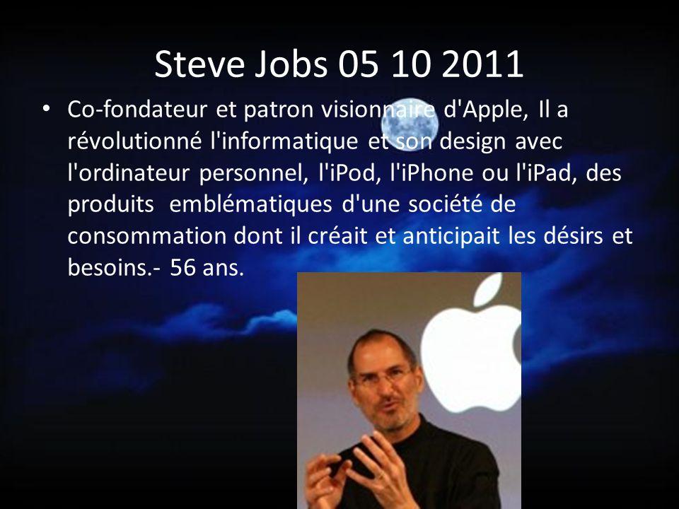 Steve Jobs 05 10 2011