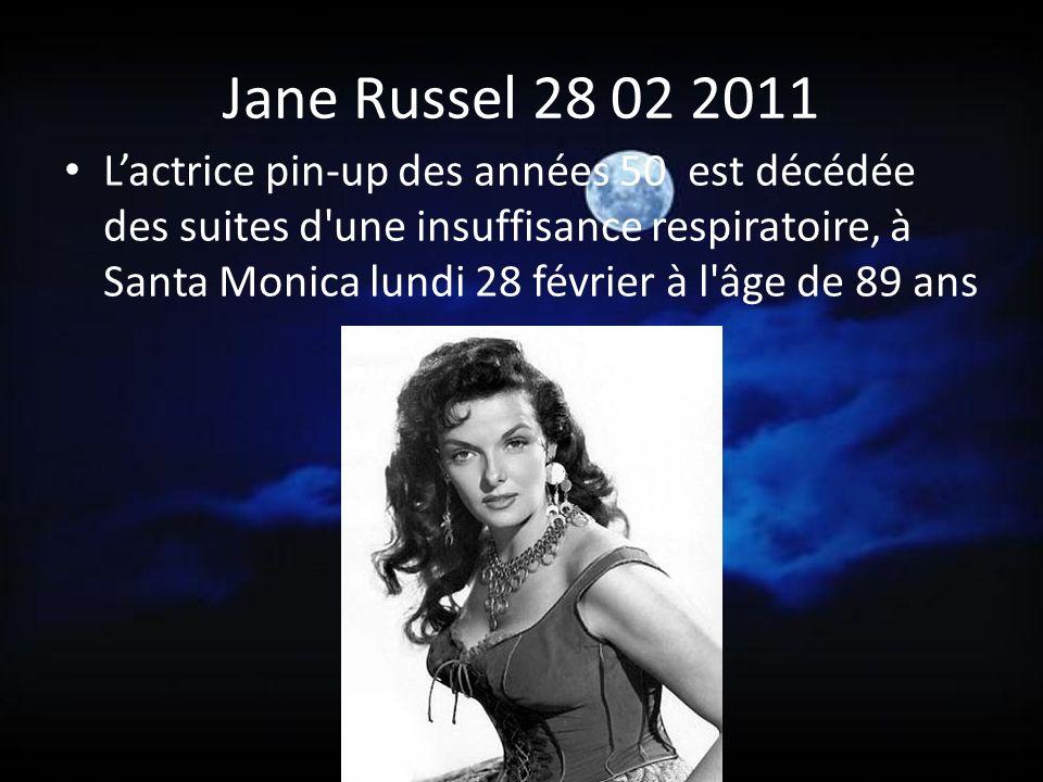 Jane Russel 28 02 2011