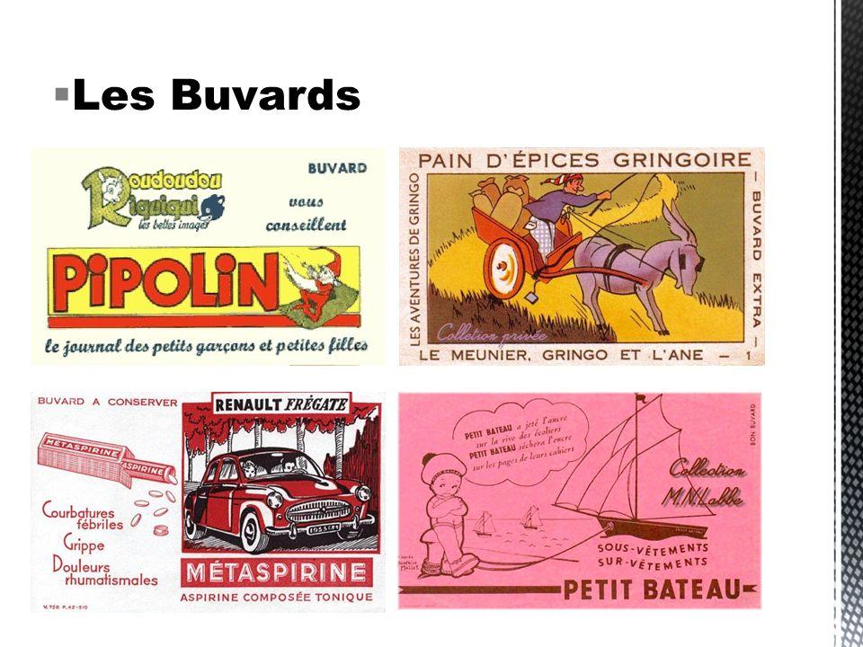 Les Buvards