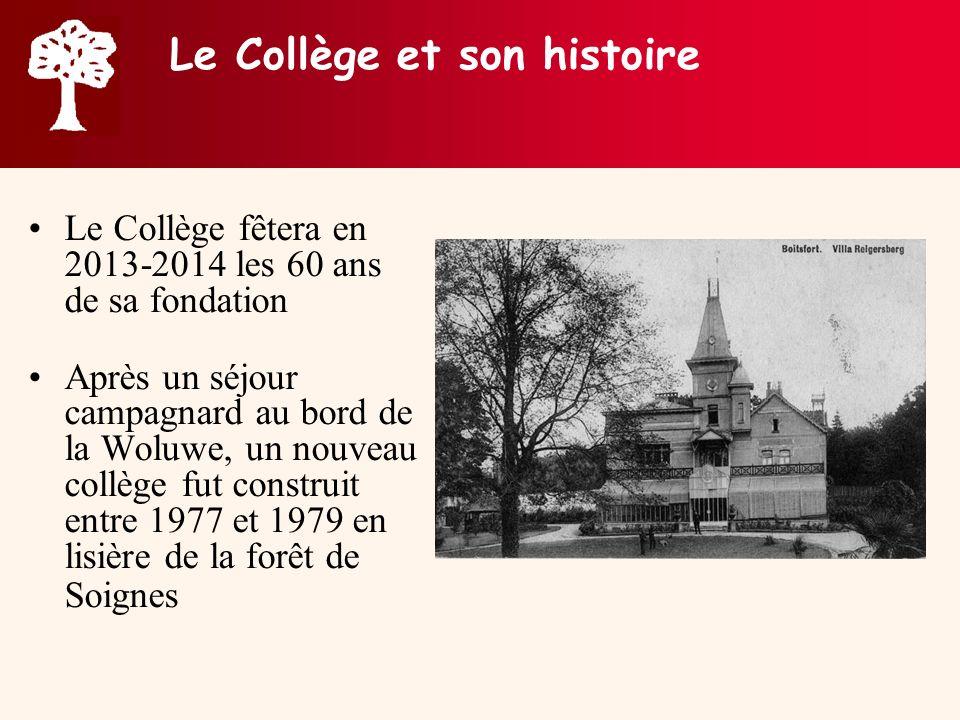 Le Collège et son histoire