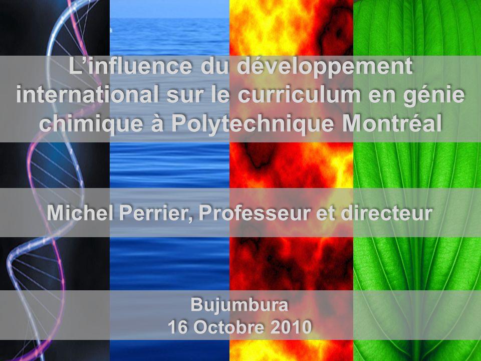 Michel Perrier, Professeur et directeur
