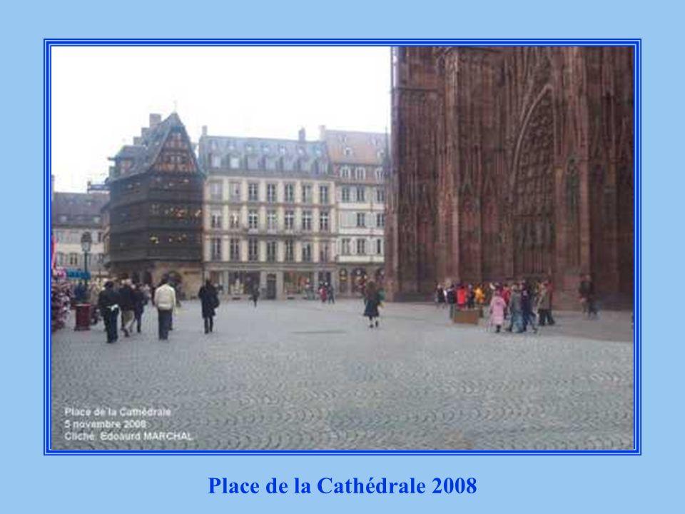 Place de la Cathédrale 2008