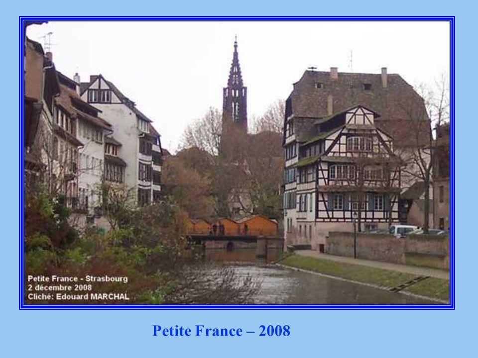Petite France – 2008