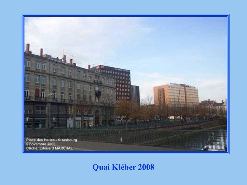 Quai Kléber 2008