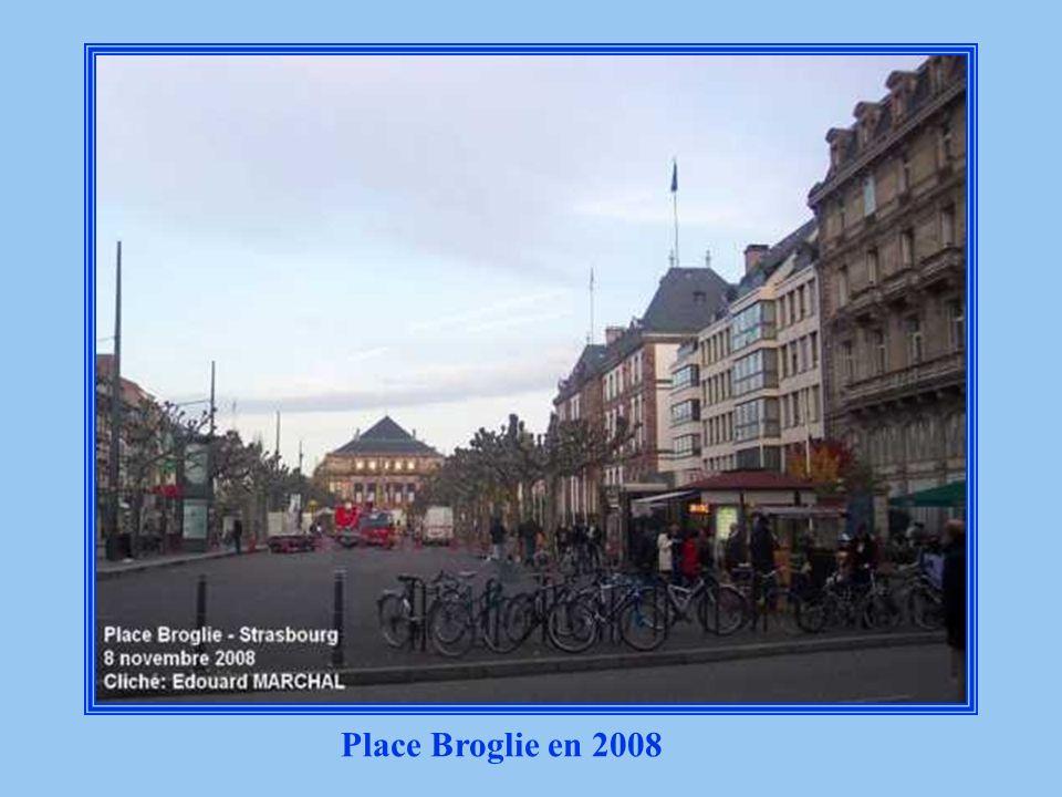 Place Broglie en 2008