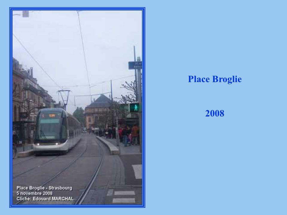 Place Broglie 2008