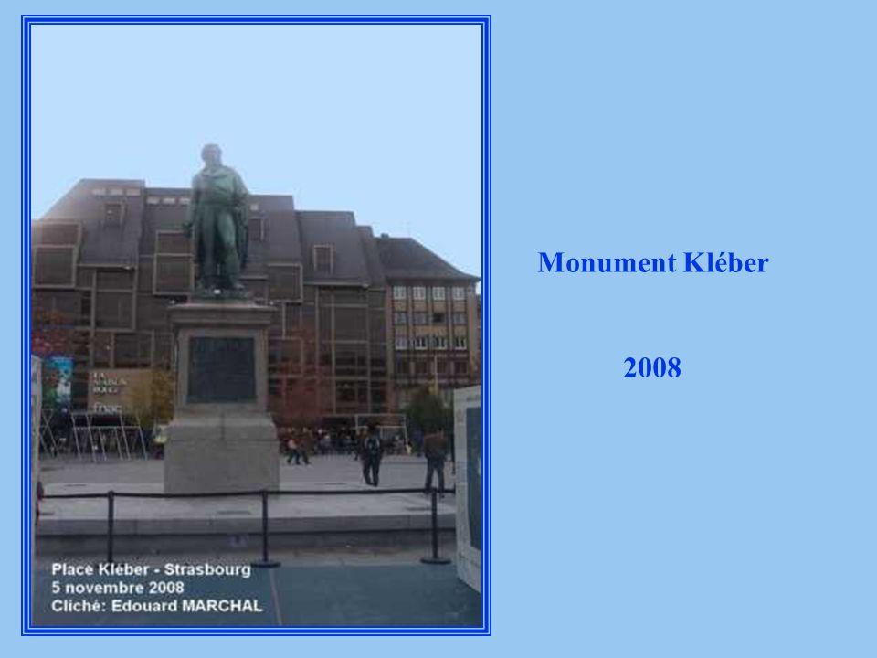 Monument Kléber 2008