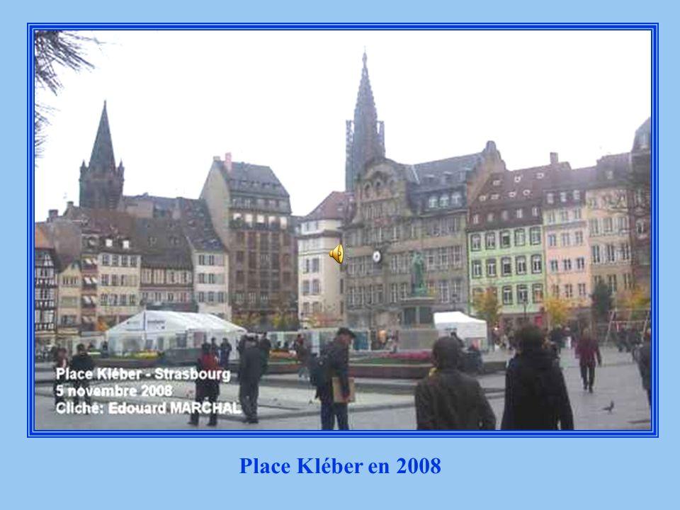 Place Kléber en 2008
