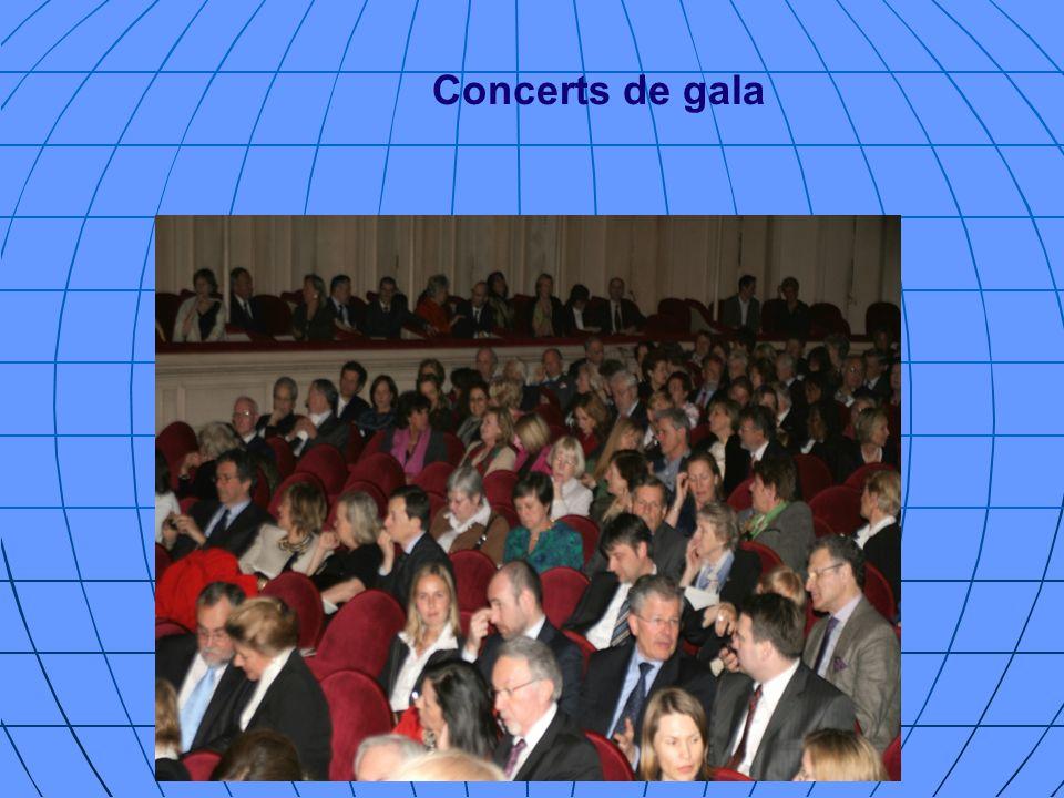 Concerts de gala