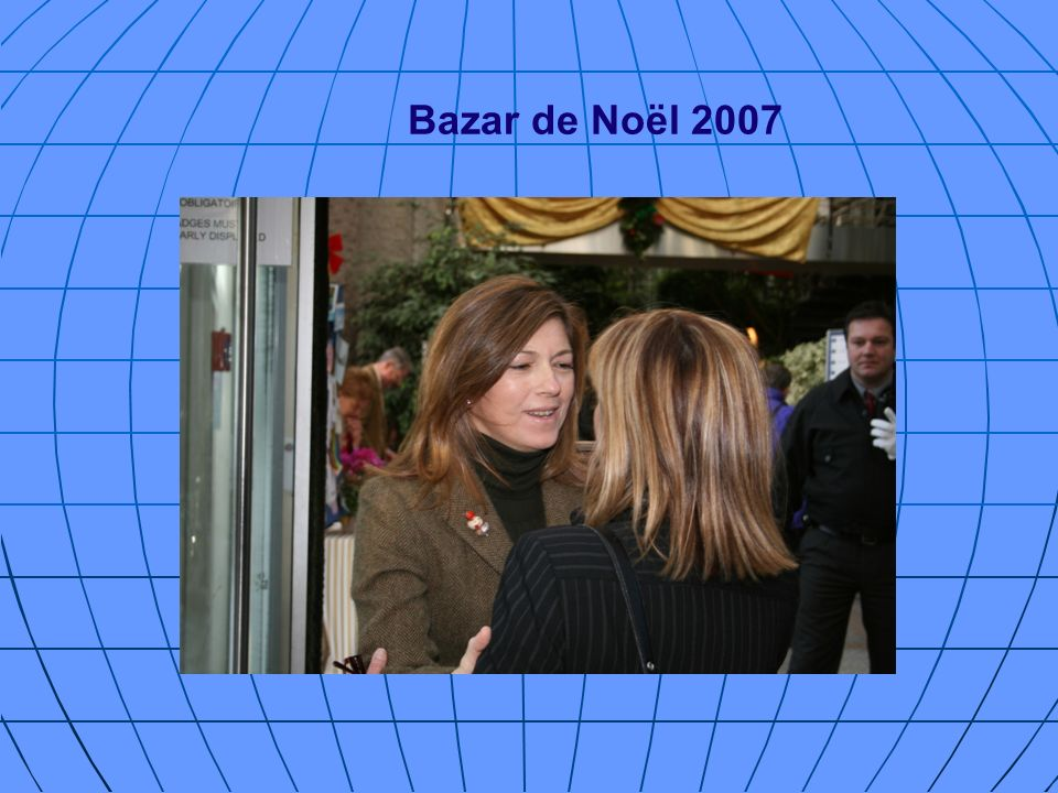 Bazar de Noël 2007