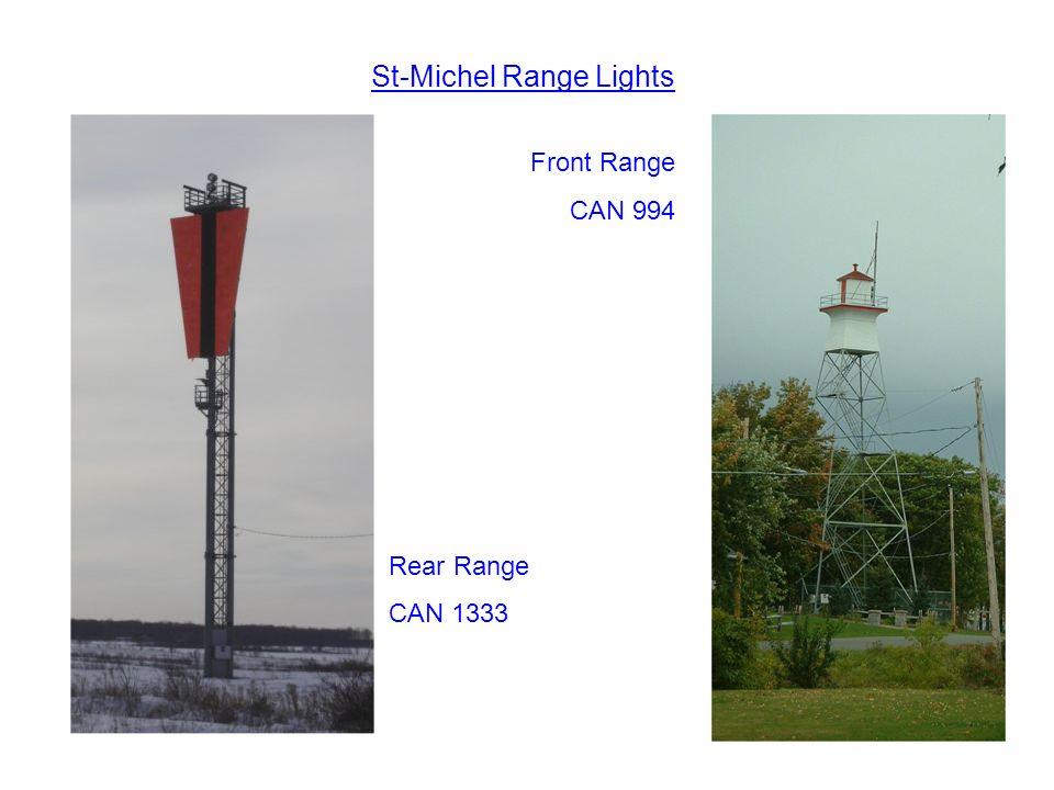 St-Michel Range Lights