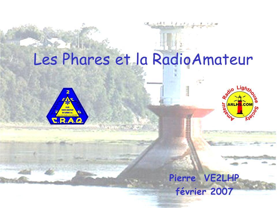 Les Phares et la RadioAmateur