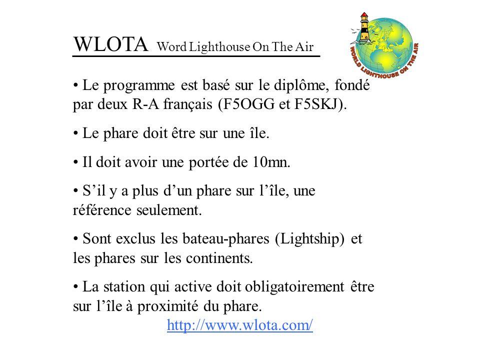 WLOTA Word Lighthouse On The Air