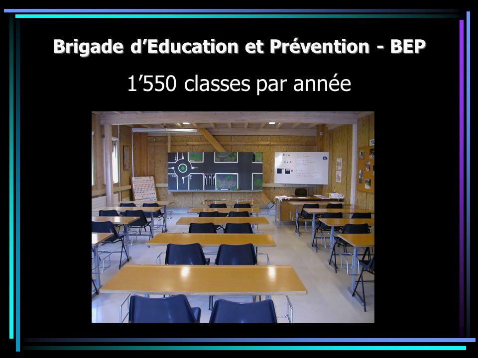 Brigade d'Education et Prévention - BEP