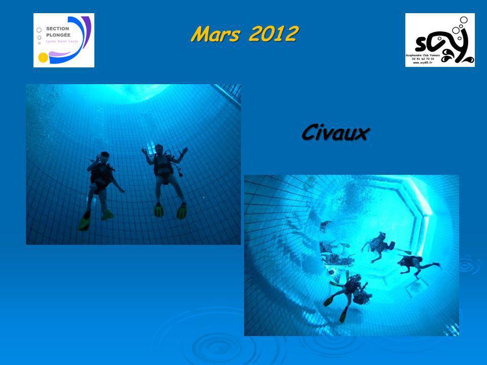 Mars 2012 Civaux