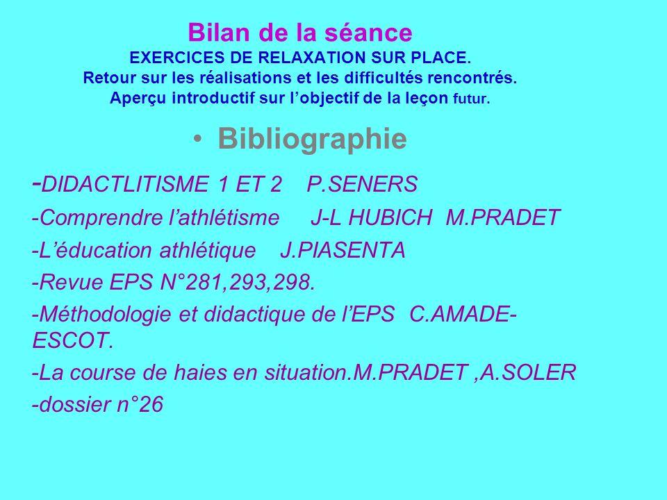 -DIDACTLITISME 1 ET 2 P.SENERS