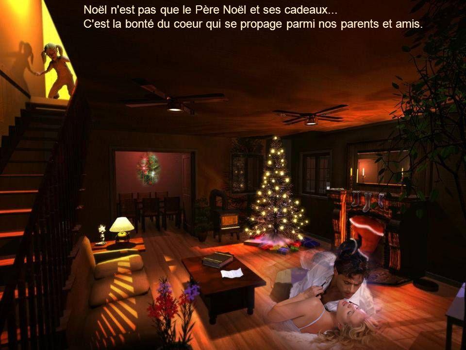 Noël n est pas que le Père Noël et ses cadeaux