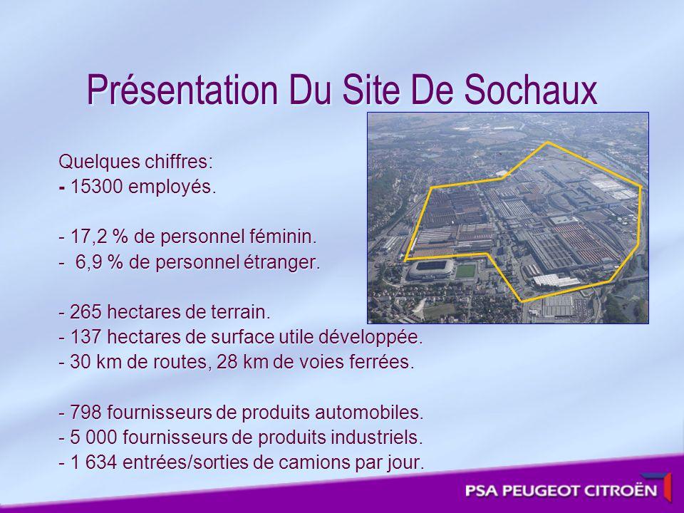 Présentation Du Site De Sochaux
