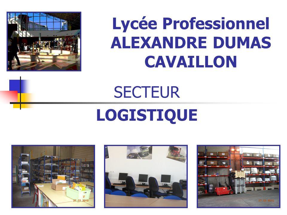 Lycée Professionnel ALEXANDRE DUMAS CAVAILLON