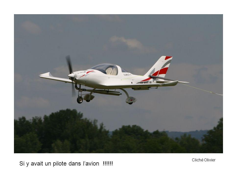Si y avait un pilote dans l'avion !!!!!!