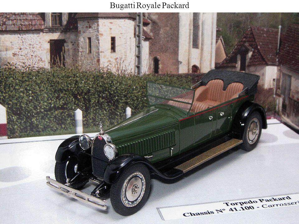 Bugatti Royale Packard