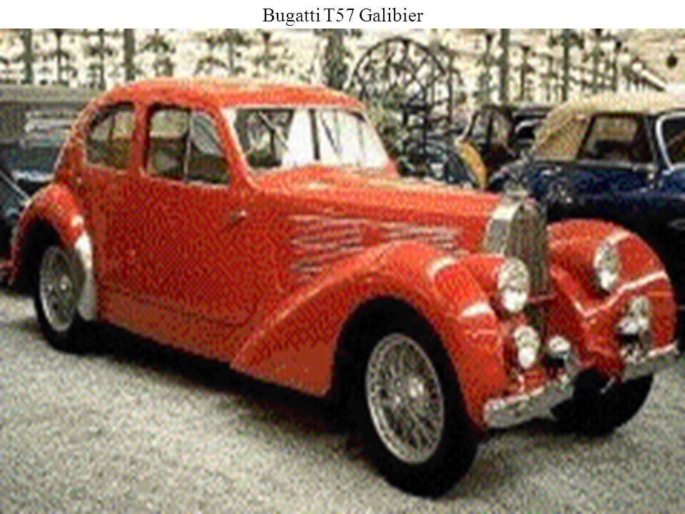 Bugatti T57 Galibier