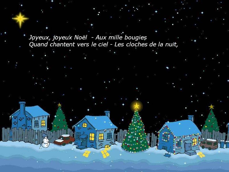 Joyeux, joyeux Noël - Aux mille bougies