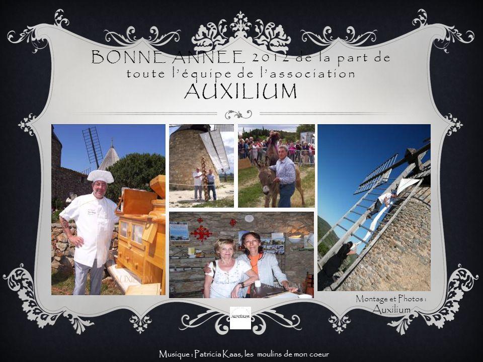 Montage et Photos : Auxilium