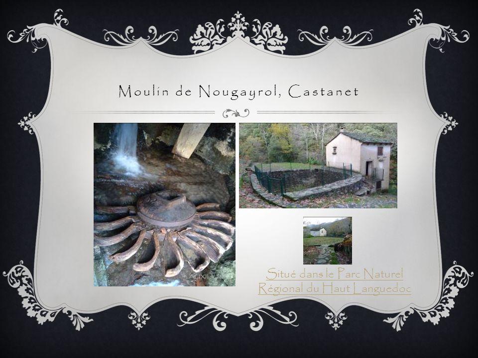 Moulin de Nougayrol, Castanet