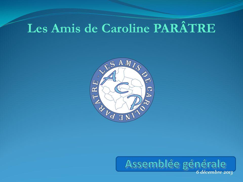 Les Amis de Caroline PARÂTRE