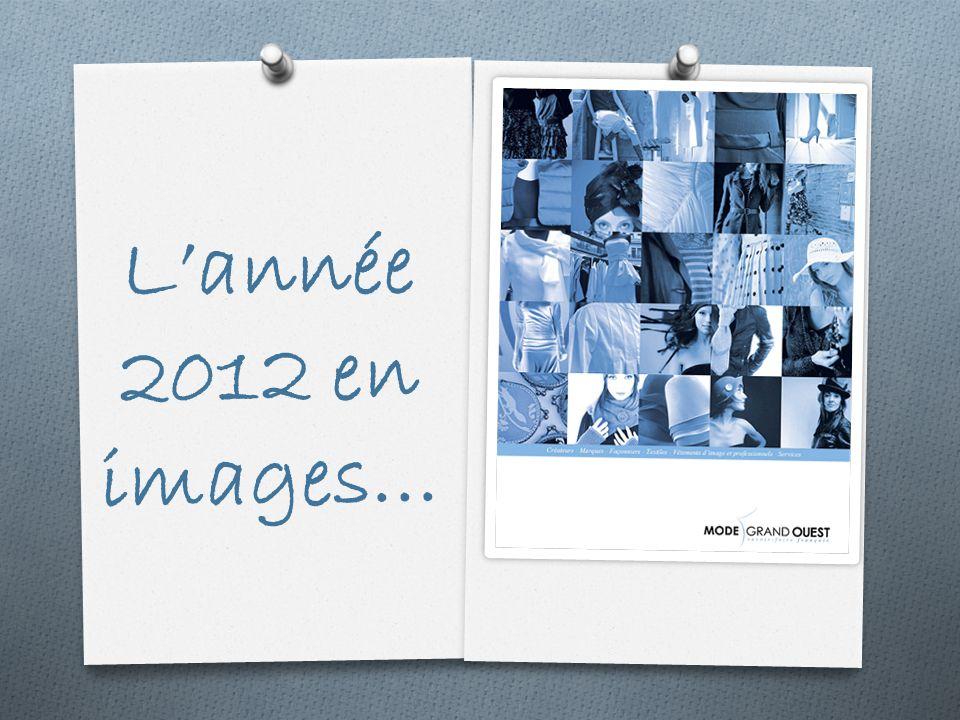 L'année 2012 en images…