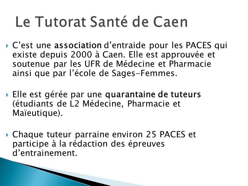 Le Tutorat Santé de Caen