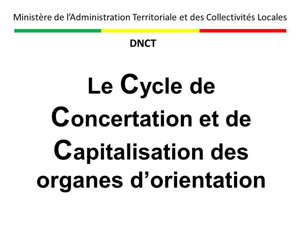 Ministère de l'Administration Territoriale et des Collectivités Locales