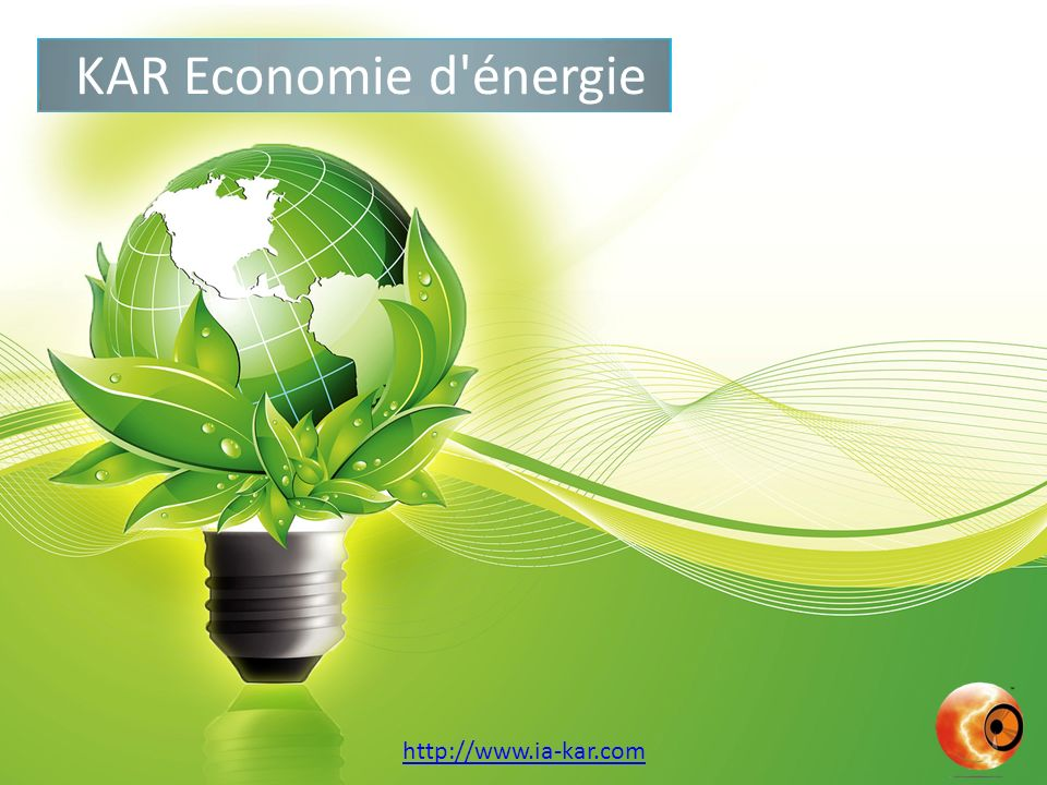KAR Economie d énergie http://www.ia-kar.com