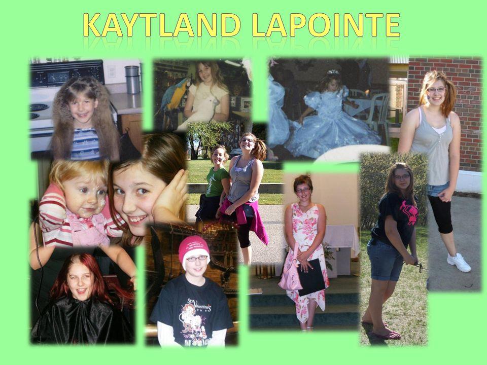 Kaytland Lapointe