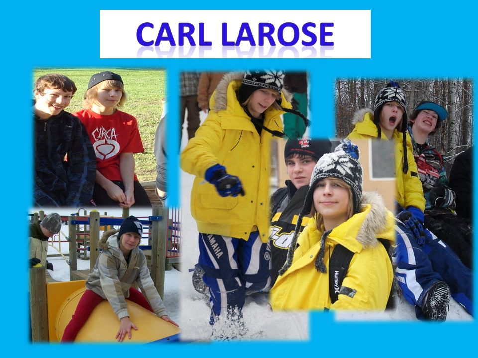 Carl Larose