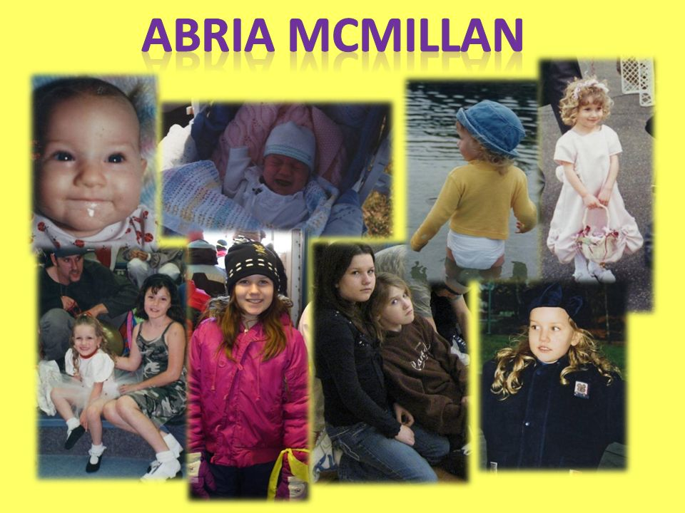 Abria McMillan