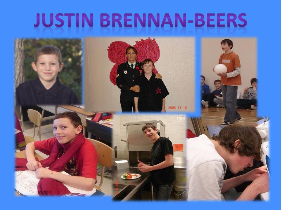 Justin Brennan-Beers