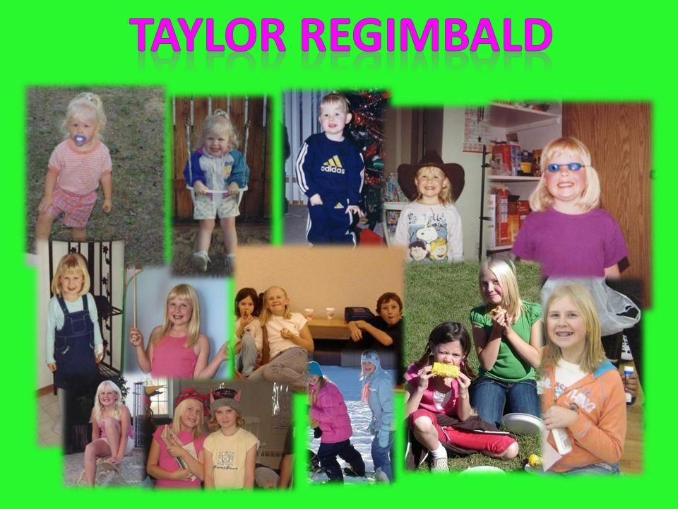 Taylor Regimbald