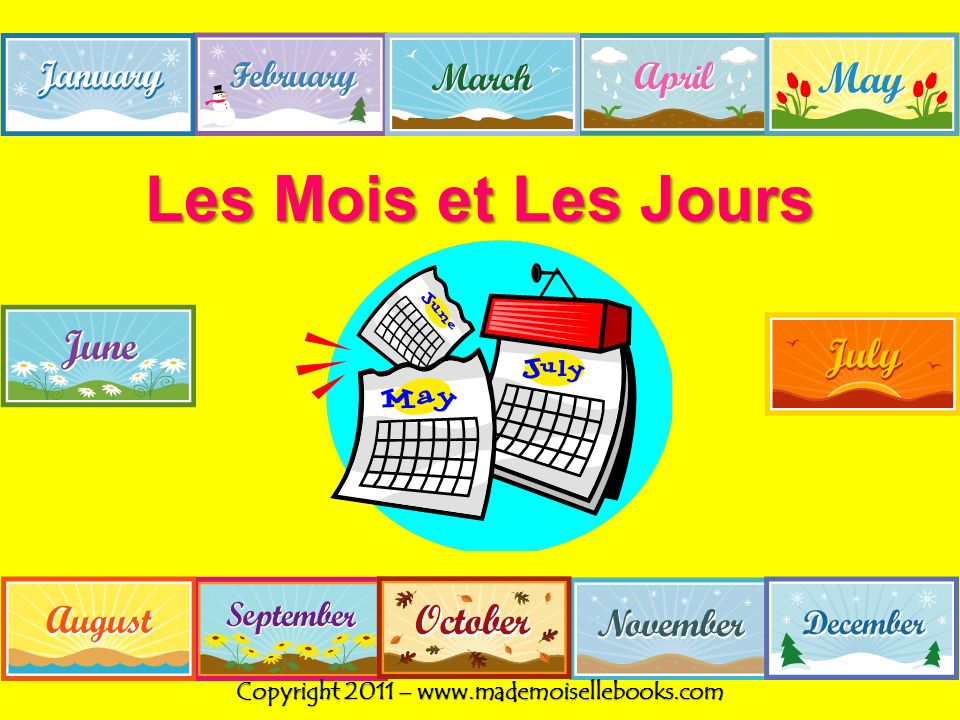 Copyright 2011 – www.mademoisellebooks.com