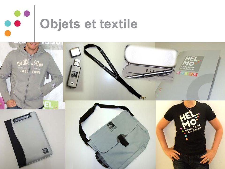 Objets et textile
