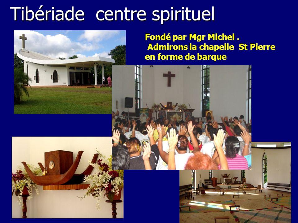 Tibériade centre spirituel