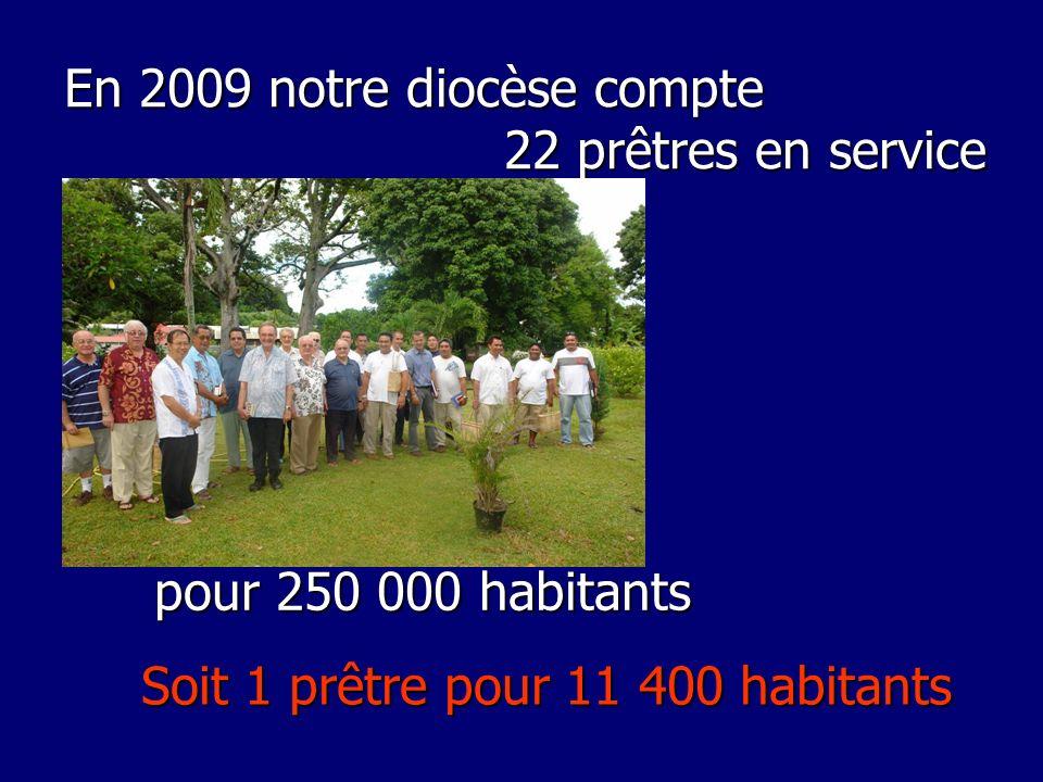 Soit 1 prêtre pour 11 400 habitants