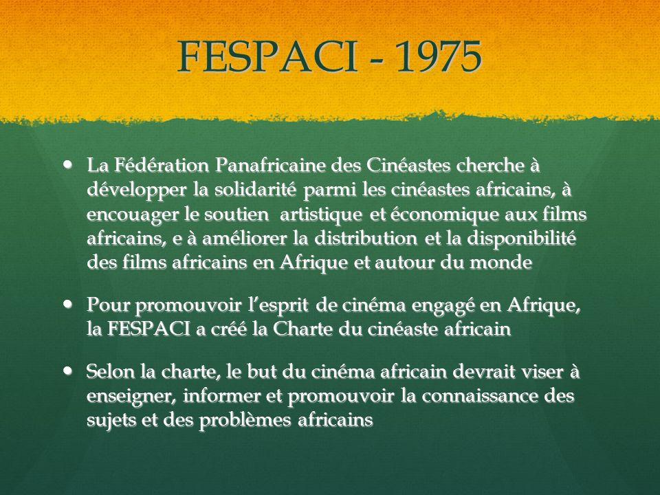 FESPACI - 1975