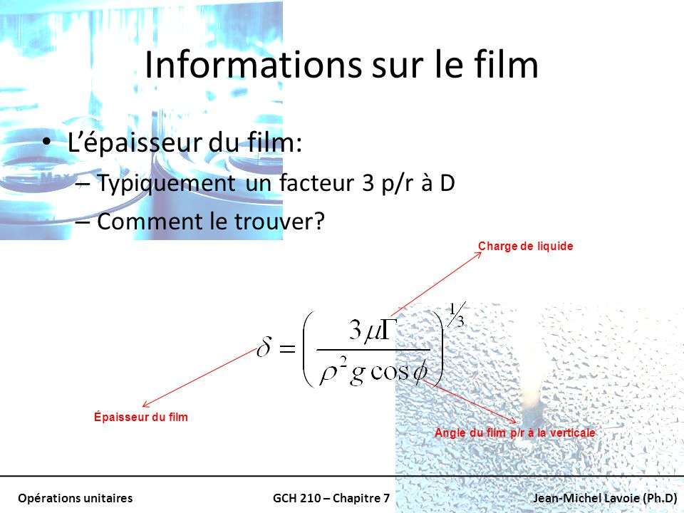 Informations sur le film