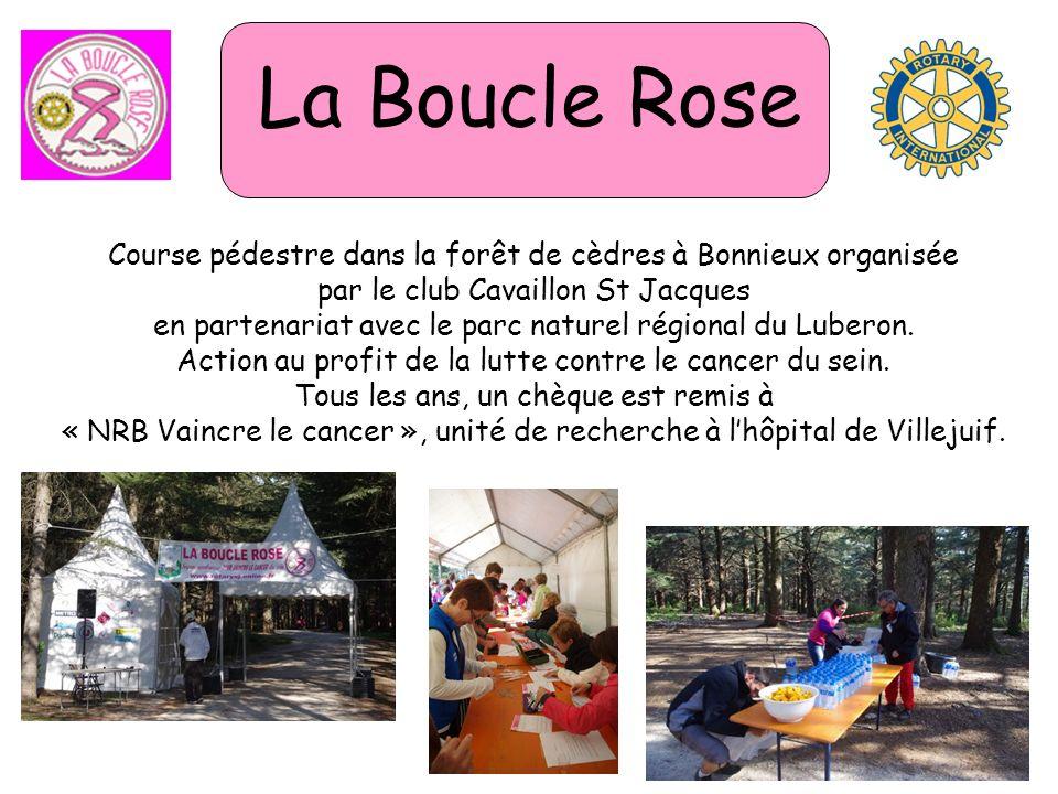 La Boucle Rose
