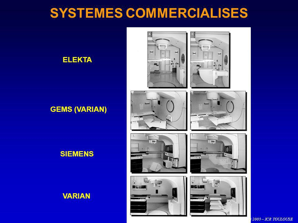 SYSTEMES COMMERCIALISES