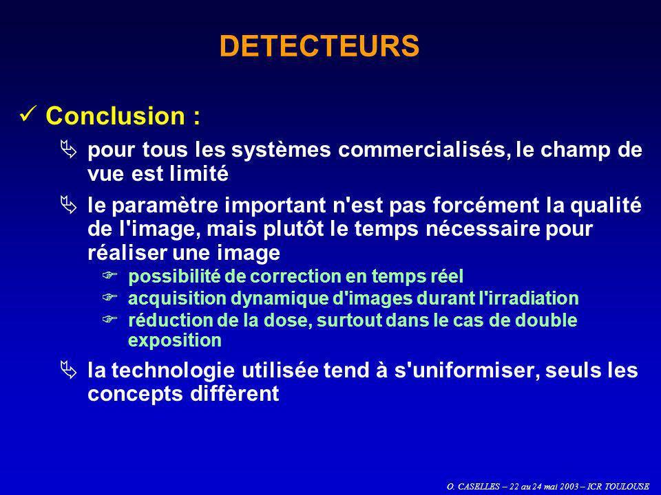 O. CASELLES – 22 au 24 mai 2003 – ICR TOULOUSE